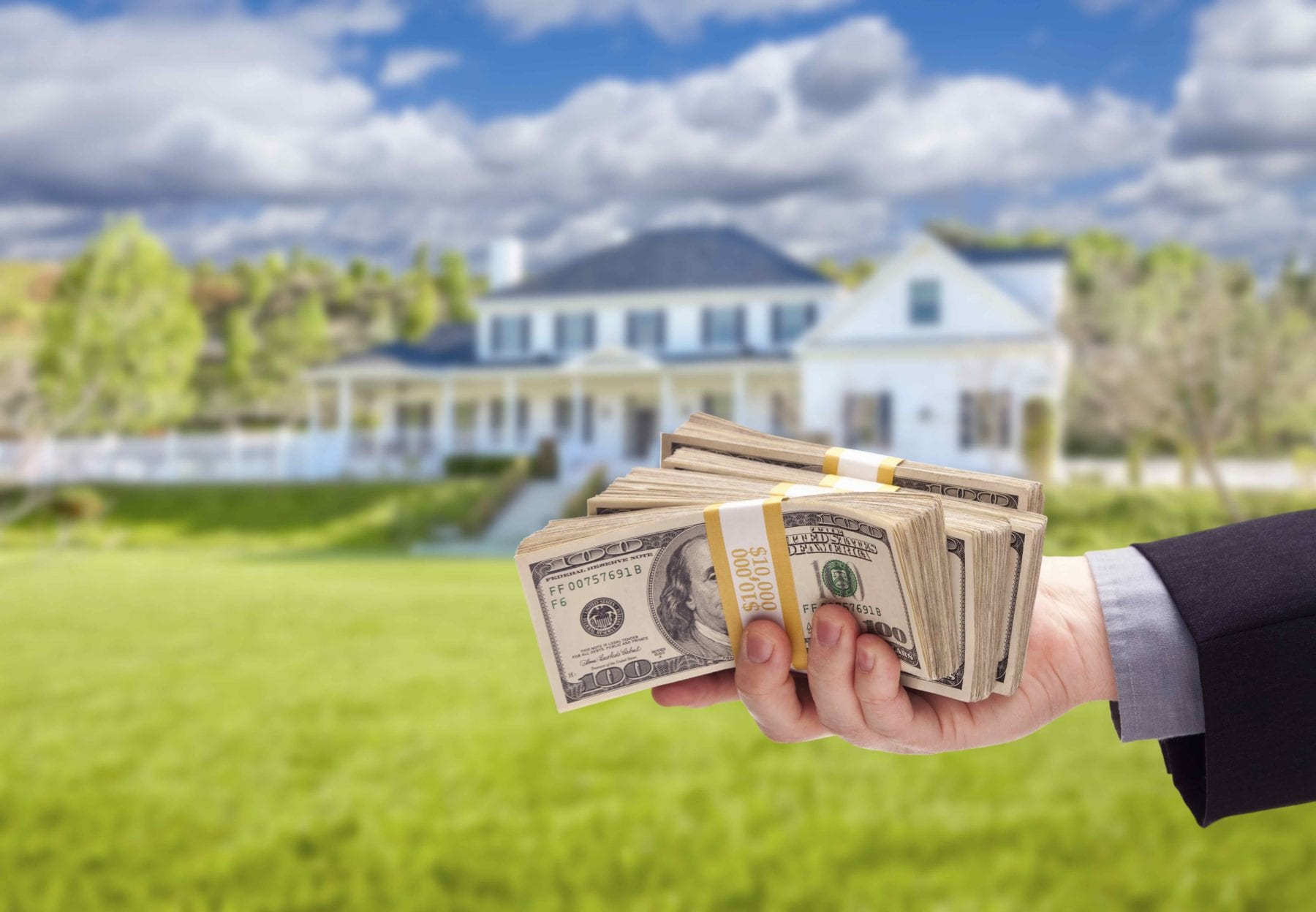 Hard money loans purchase cash out refi for Need loan to buy land
