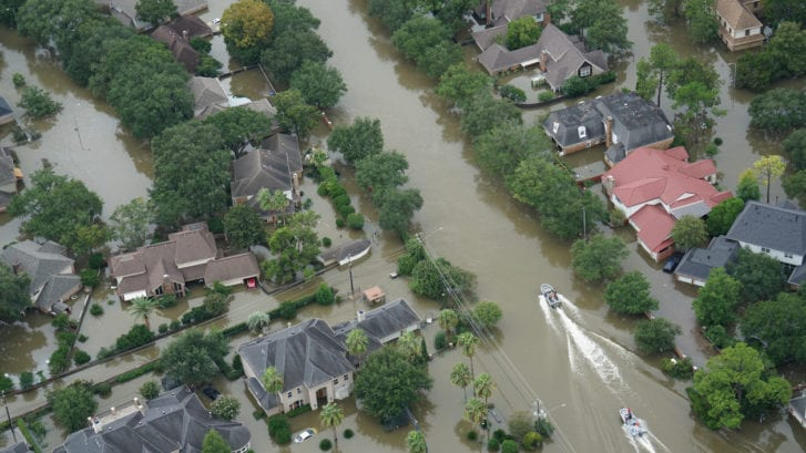 Houston Floodplain Regulations