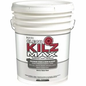 House flipping tools: Kilz primer